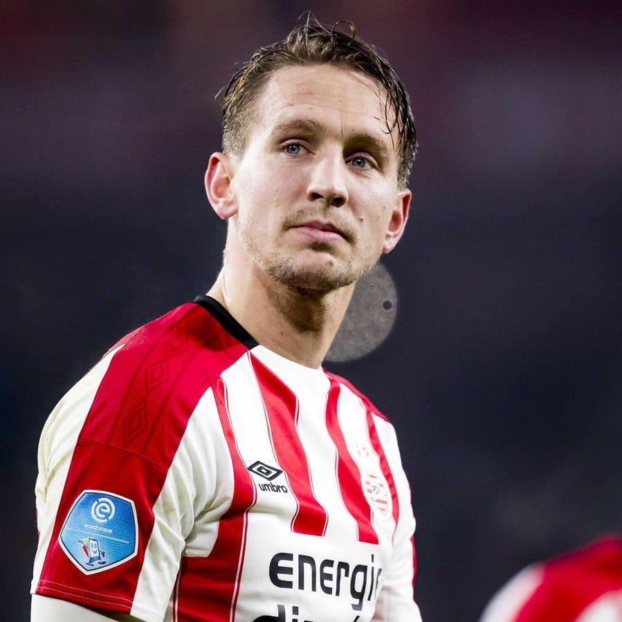 Luuk de Jong blij met geniale assist - PSV Inside